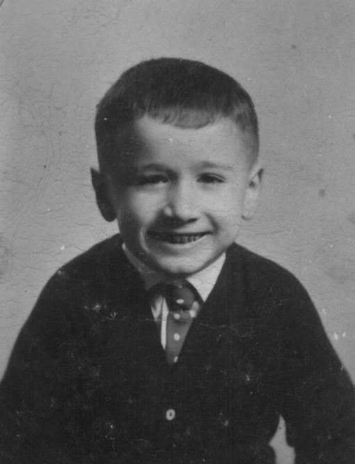 Franco a 6 anni